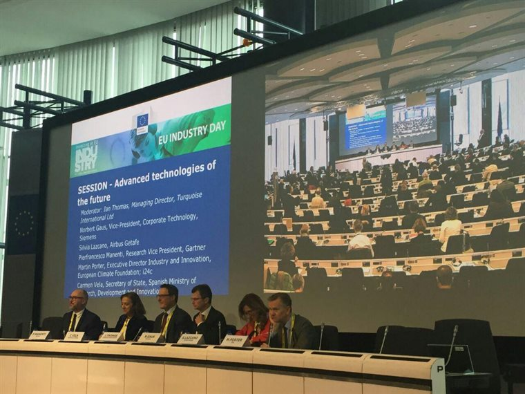 FIDAMC at EU Industry Day