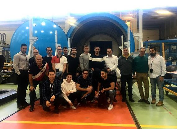 Students of CEPPe visit FIDAMC